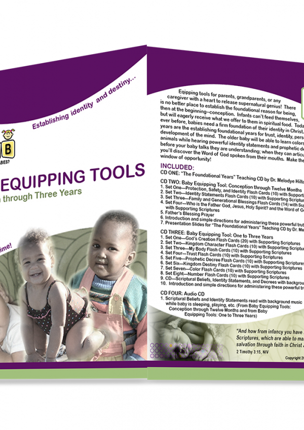 Who's Teaching the Babies? Baby Equipping Tools