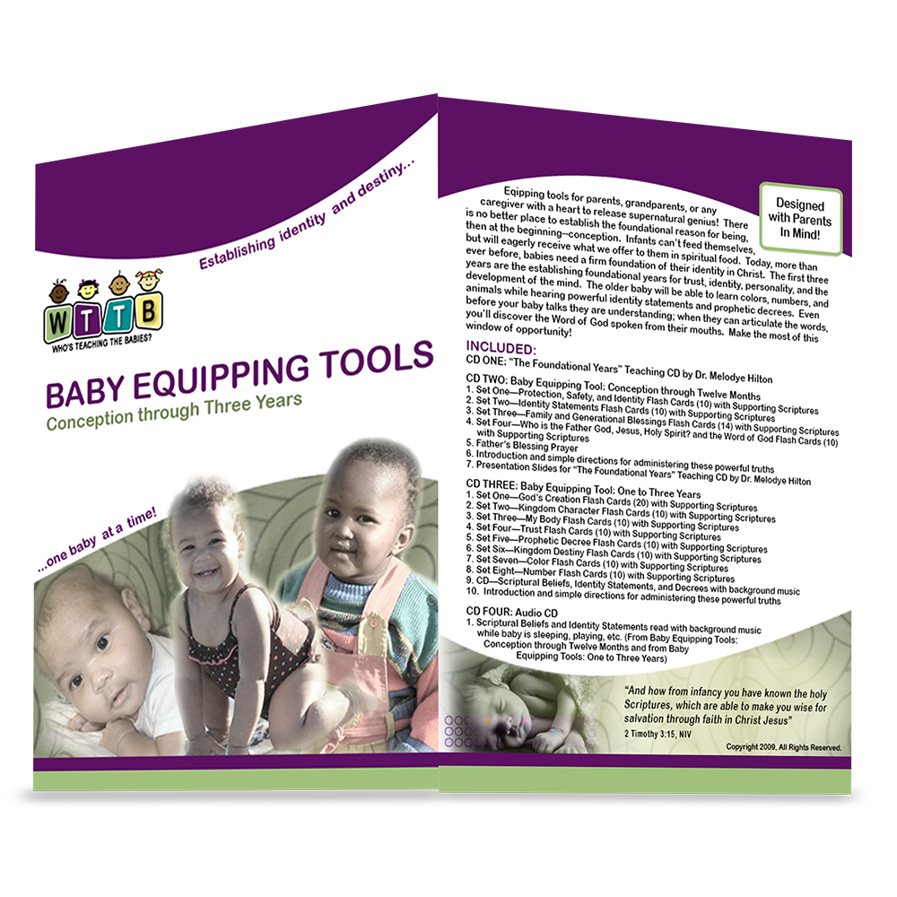 Who's Teaching the Babies?® Equipping Tools (on CD-ROM)