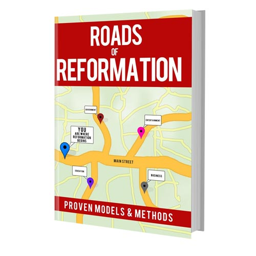 Roads of Reformation Book