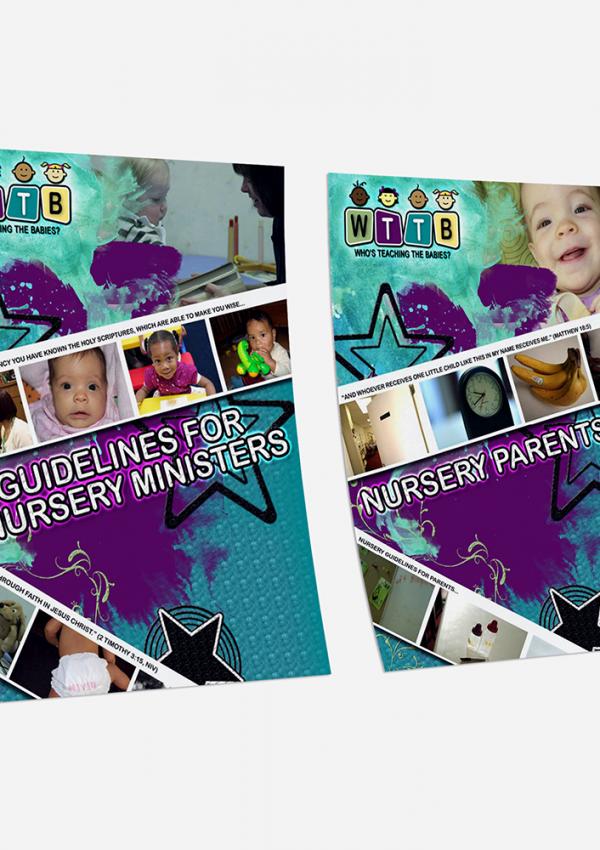 Nursery Ministry Administrative Tools