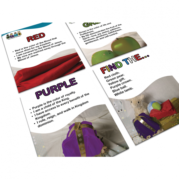 Colors Flash Cards