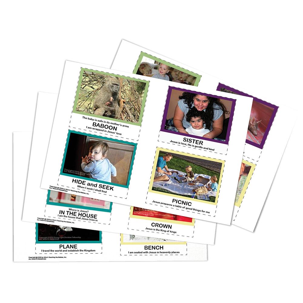 Hide & Seek Cards