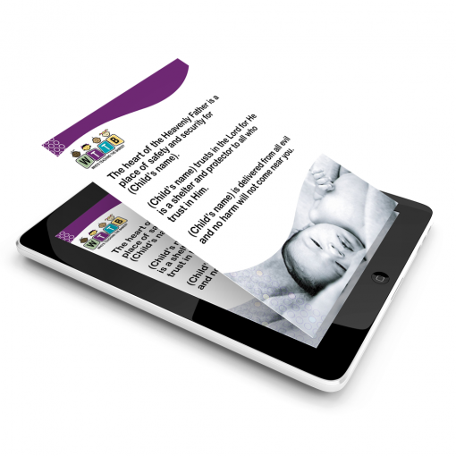 Protection, Safety, and Identity Flash Cards on iPad