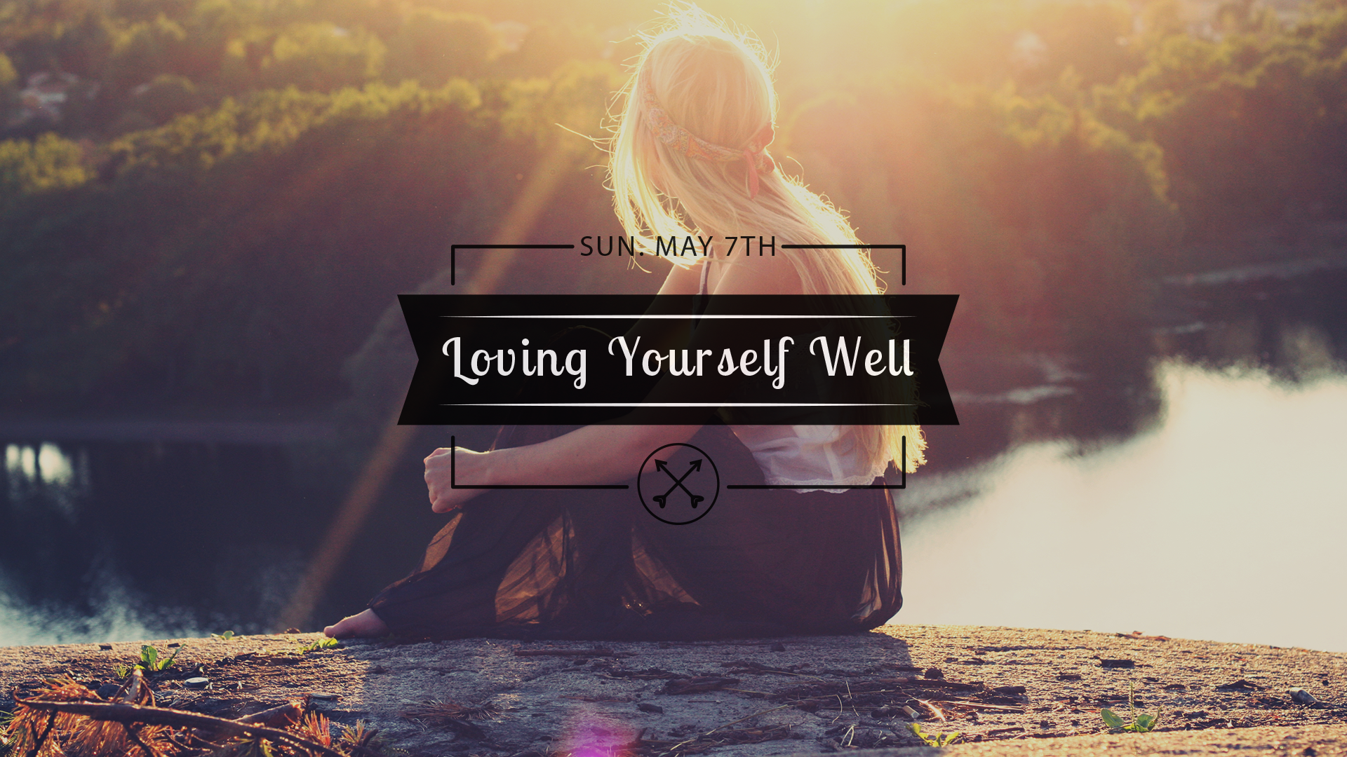 Loving Yourself Well Event Banner