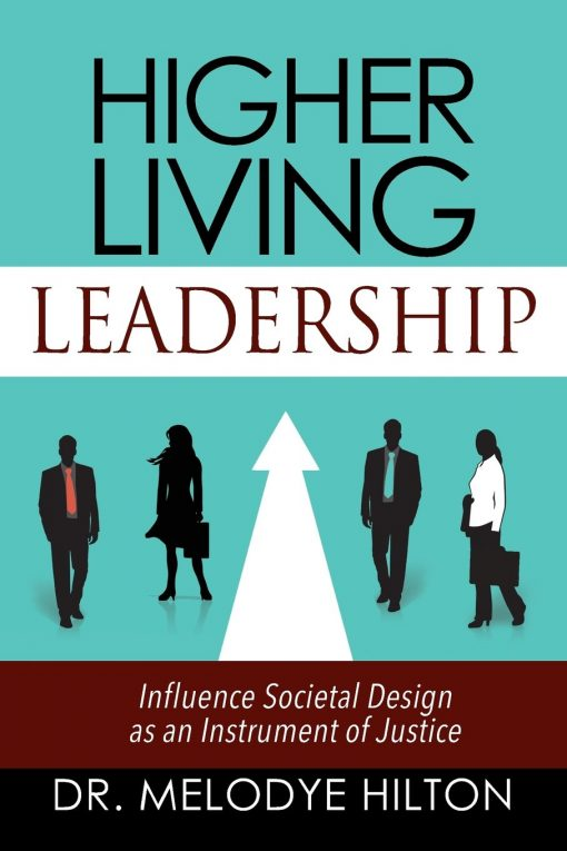 Higher Living Leadership Front Cover