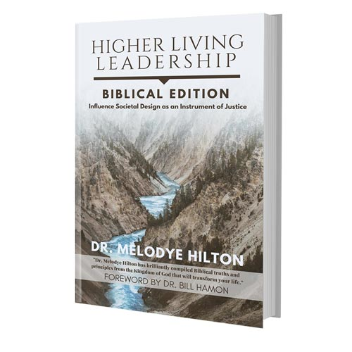 Higher Living Leadership Biblical Edition Book