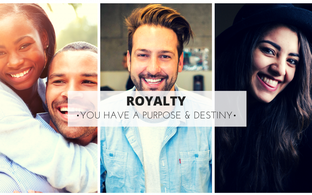 Royalty Purpose and Destiny Cover Image