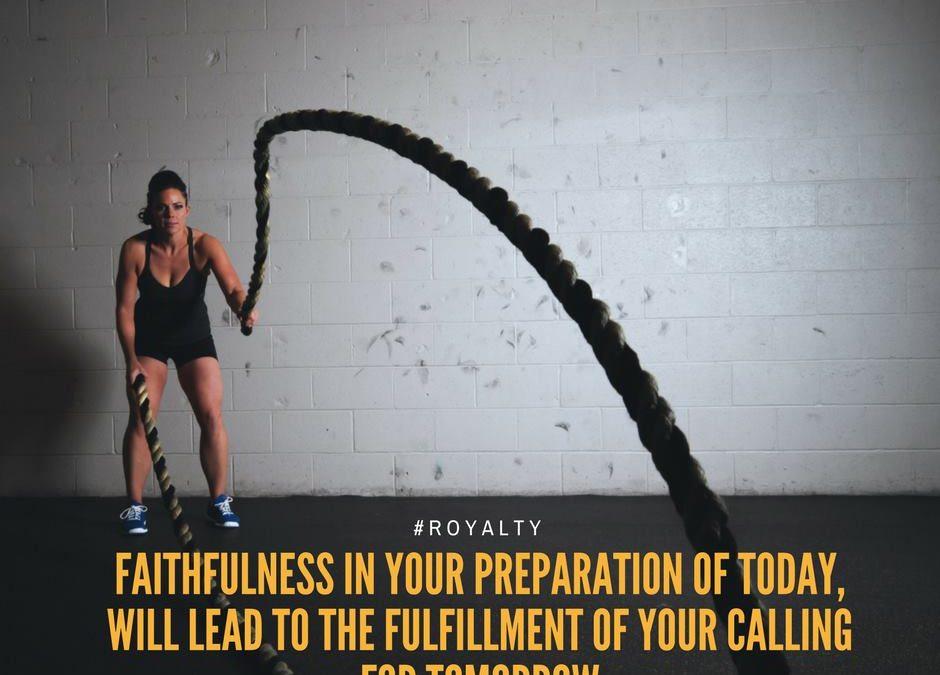 Faithfulness and Calling