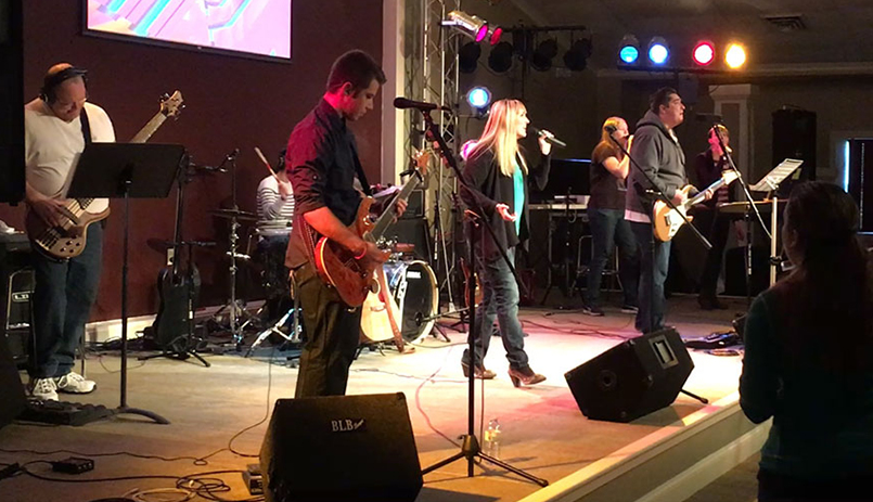 Brave Music Worship Team