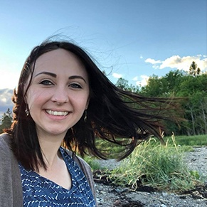 Pastor Katie Stansfield