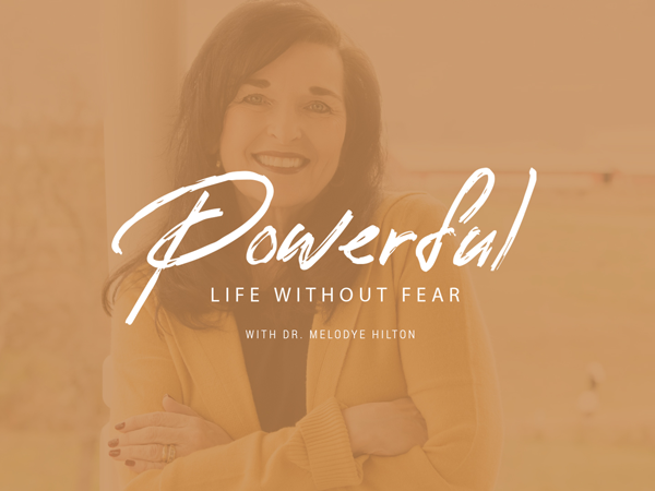 Powerful: Life Without Fear eCourse Cover