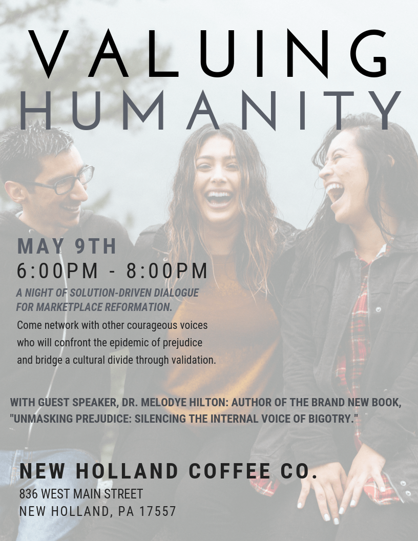 Valuing Humanity New Holland