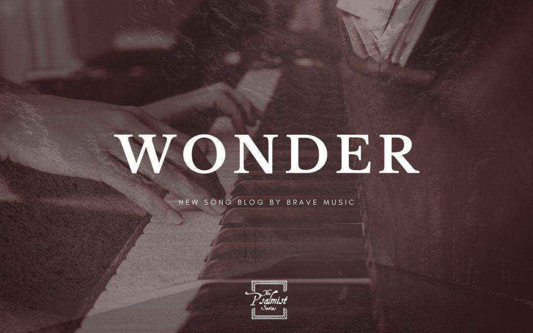 Wonder Song Blog